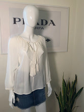 Load image into Gallery viewer, Joie Blouse With Tassels