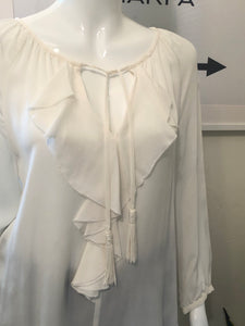 Joie Blouse With Tassels