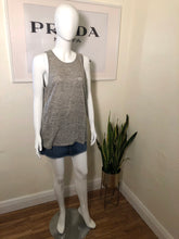 Load image into Gallery viewer, Alexander Wang Grey Tank Top w/tags.