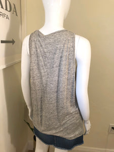 Alexander Wang Grey Tank Top w/tags.