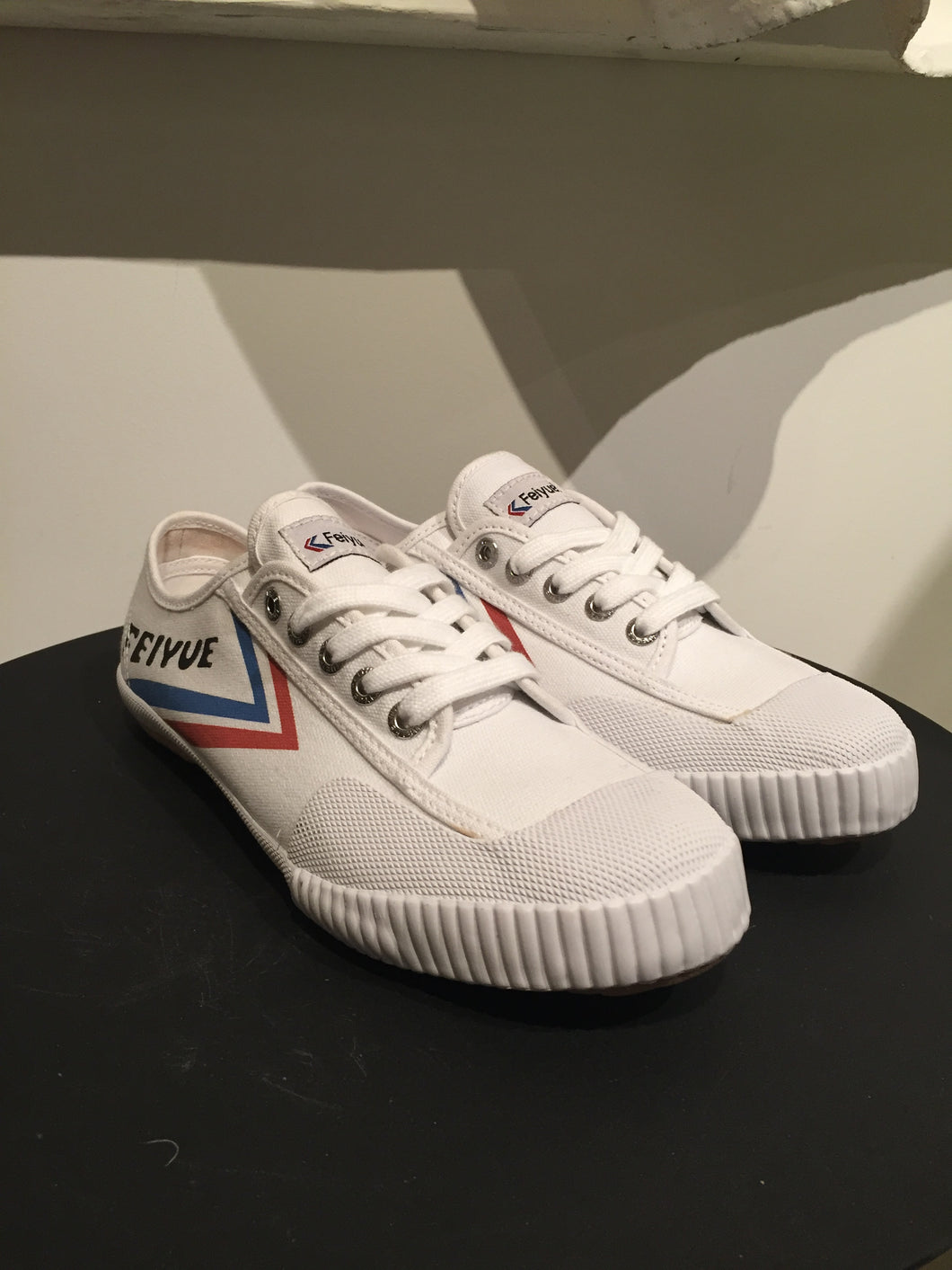 Feiyue White Sneakers