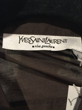 Load image into Gallery viewer, Yves Saint Laurent Brown Shirt Sz 10