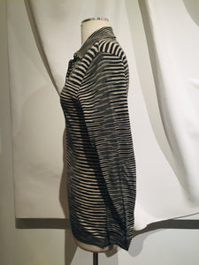 Missoni Black and White Lightweight Blouse