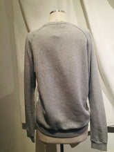 Load image into Gallery viewer, MSGM Grey Long Sleeve Sweater