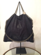 Load image into Gallery viewer, Stella McCartney Glitter Falabella Foldover Small Tote