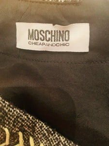 Moschino Multicolor Long-sleeve Top