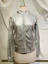 Load image into Gallery viewer, Charles Nolan Silver-Tone Sweater