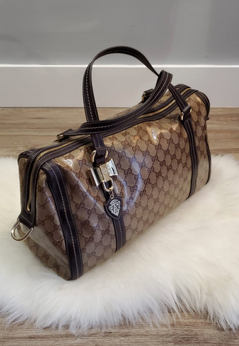 Gucci Duchessa Boston Bag