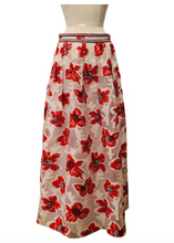 Load image into Gallery viewer, Tory Burch Multicolor Maxi skirt Size 14