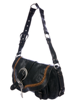 Load image into Gallery viewer, Christian Dior Gaucho Saddle Bag