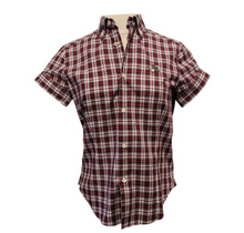 Load image into Gallery viewer, Dsquared² Multicolor Plaid Top Size 40