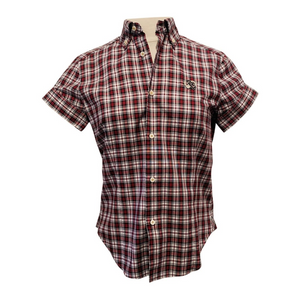 Dsquared² Multicolor Plaid Top Size 40
