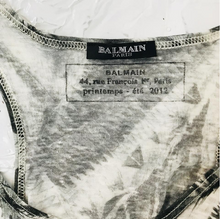 Load image into Gallery viewer, Balmain Multicolor Tank Top