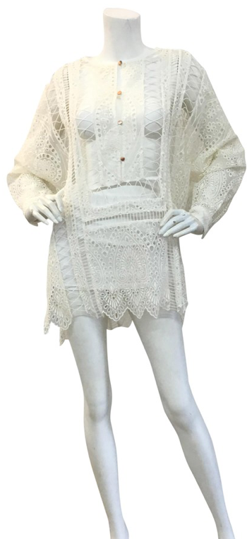 Zimmerman White Oversized Tunic