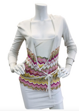 Load image into Gallery viewer, M Missoni Multicolor Cardigan  Set