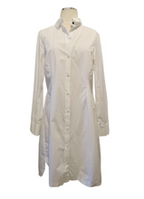 Load image into Gallery viewer, Rag & Bone White Shirt Dress