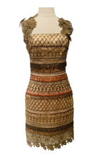 Load image into Gallery viewer, Valentino Multicolor Vintage Sleeveless Mini Dress
