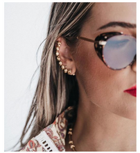 Load image into Gallery viewer, Jetlag Mode Shroom Ear Cuff (Right Side)