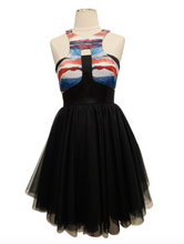 Load image into Gallery viewer, Angelys Balek Tutu Mini Dress