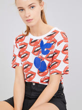 Load image into Gallery viewer, Jazmin Chebar Bissou T-shirt
