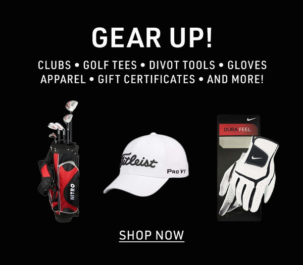 Golf Clubs and Golf Accessories