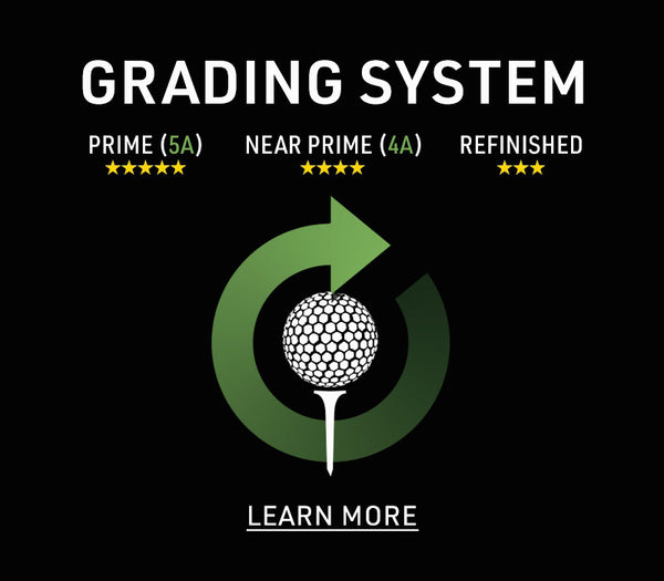 Used Golf Ball Grading Service