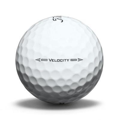 New Titleist Velocity (logo Overruns) - Golf Balls Direct