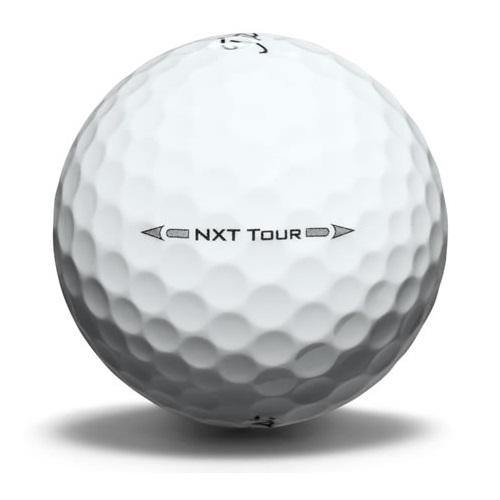 New Titleist NXT Tour (Overruns - no logos) - Golf Balls Direct