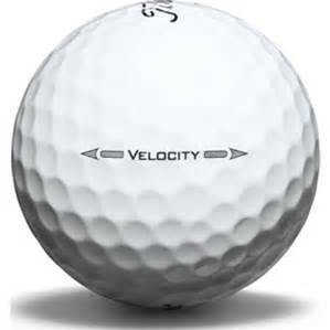 New Titleist Velocity (Overruns - no Logo) - Golf Balls Direct