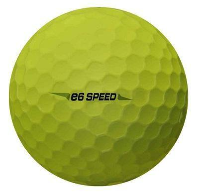 Bridgestone E6 Speed Yellow - Golf Balls Direct