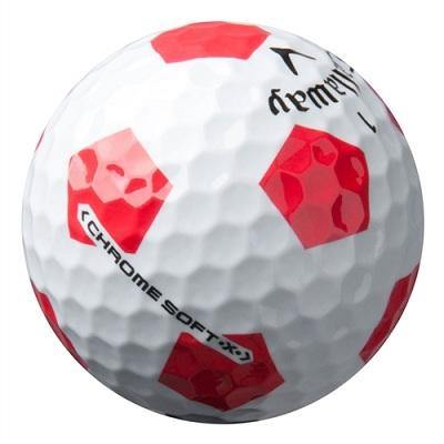 Callaway Chrome Soft X Truvis - Golf Balls Direct