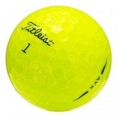 Titleist AVX Yellow - Golf Balls Direct