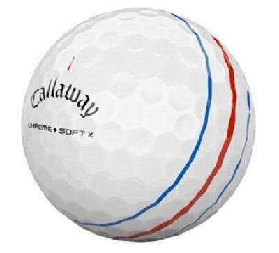 2018-19 Callaway Chrome Soft X with Triple Track - Golf Balls Direct