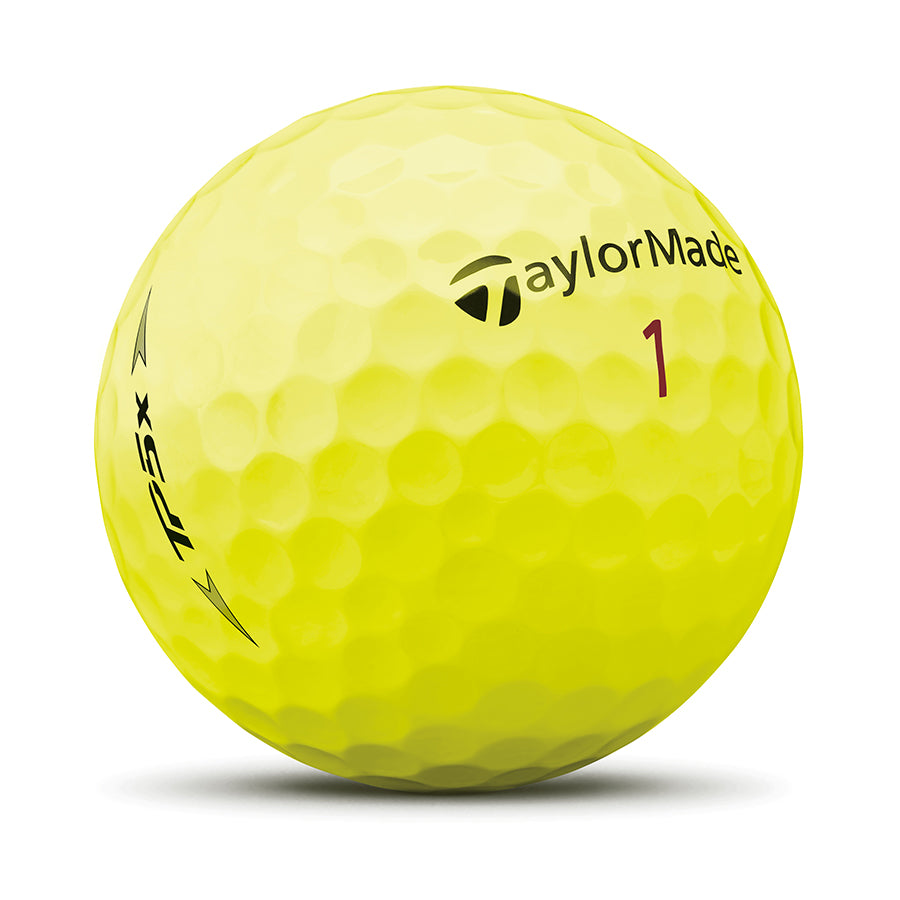 2019 TaylorMade TP5x Yellow