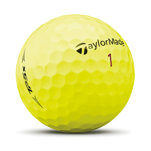 2019 TaylorMade TP5x Yellow - Golf Balls Direct