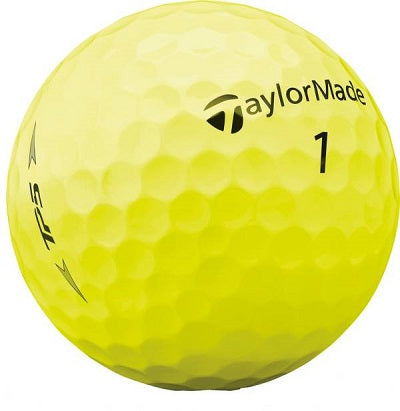 2019 TaylorMade TP5 Yellow