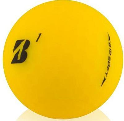 2019 Bridgestone E12 Soft Matte Yellow - Golf Balls Direct