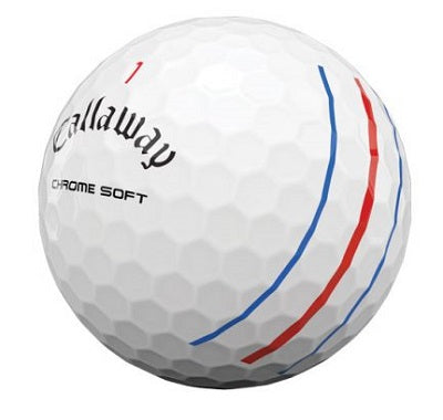 2020 Callaway Chrome Soft with Triple Track - Golf Balls Direct