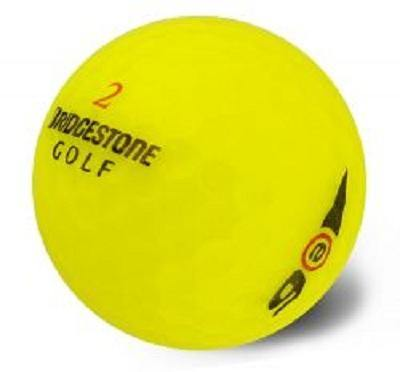 Bridgestone e6 Yellow - Golf Balls Direct