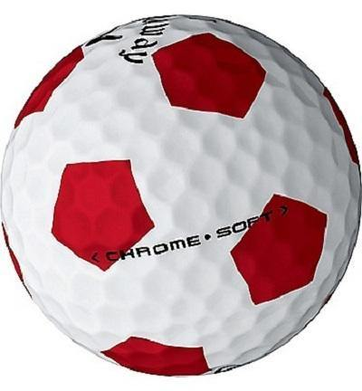 Callaway Chrome Soft Truvis - Golf Balls Direct