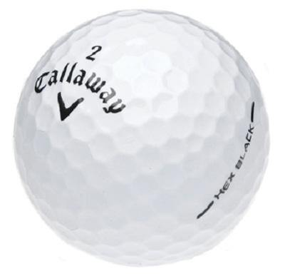 Callaway Hex Black - Golf Balls Direct
