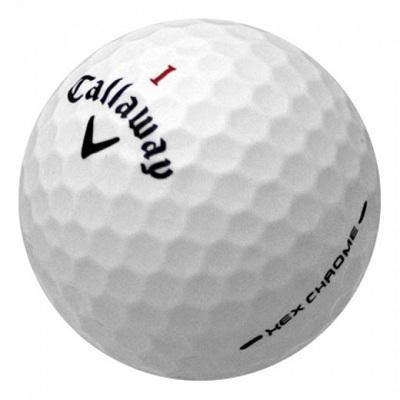 Callaway Hex Chrome - Golf Balls Direct