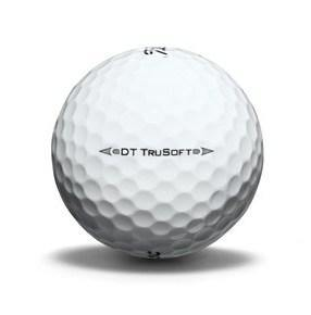 New Titleist DT TruSoft (logo Overruns) - Golf Balls Direct