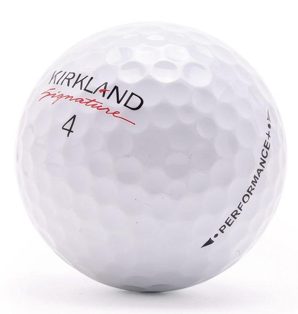 Used Kirkland Signature Performance Plus Golf Balls