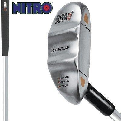 Nitro Ultimate Chipper Golf Club - Golf Balls Direct