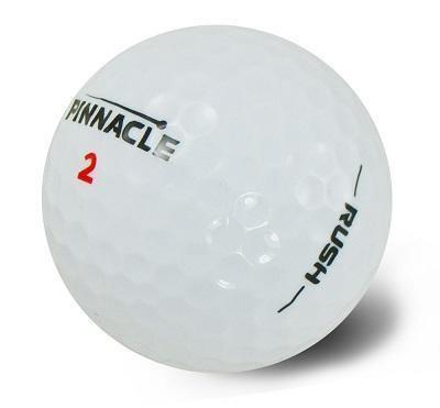New Pinnacle Rush (Overruns - no logos) - Golf Balls Direct