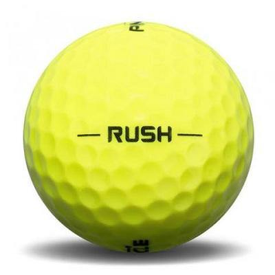 Pinnacle Rush Yellow - Golf Balls Direct