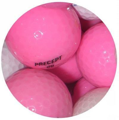 Precept Lady Pink Mix - Golf Balls Direct