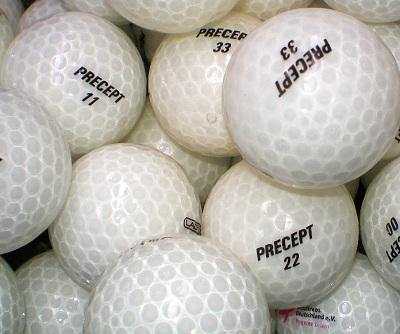 Precept Lady Translucent White Mix - Golf Balls Direct