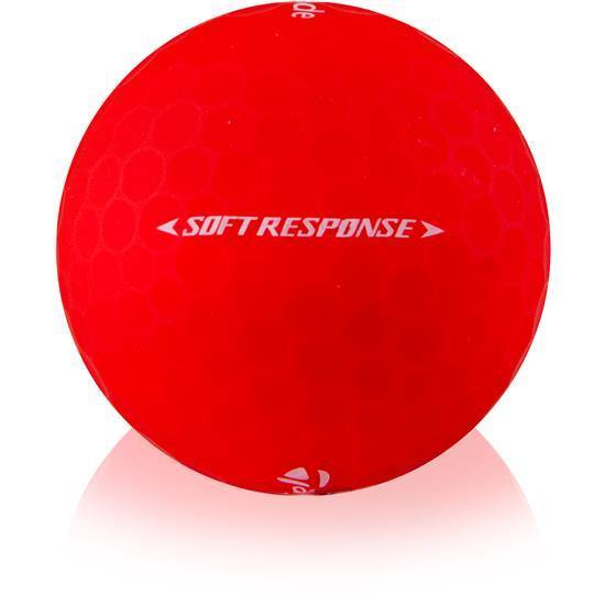 2020 TaylorMade Soft Response Matte Red